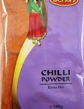 Schani Chilli Powder Hot