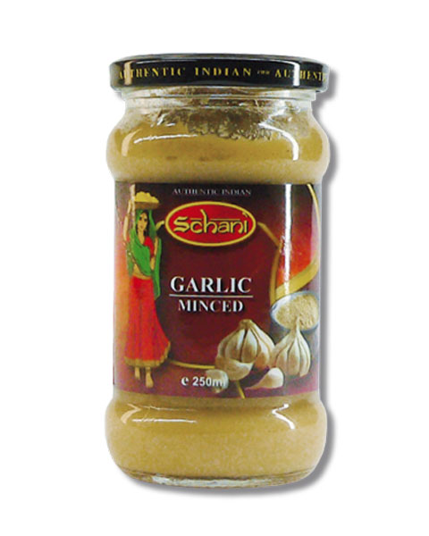 Schani Minced Garlic