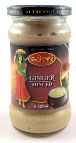Schani Minced Ginger