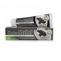 Паста за зъби Dabur Herbal с активен въглен 100ml