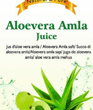 Dr. Nature Aloevera & Amla Juice 500ml