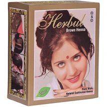 RKS Herbal Henna Кафяво (Пакет от 5)